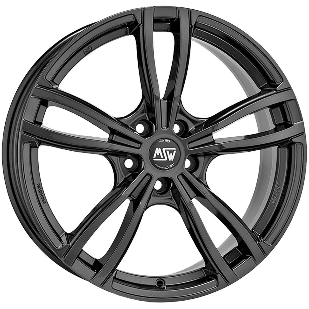 MSW Msw 73 Gloss dark grey 8x18 5x112 ET35