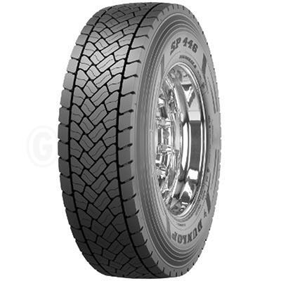 Dunlop SP 446 295/60R22.5 150K 16PR