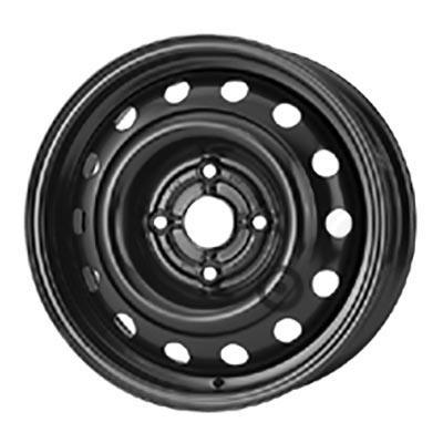 Kromag 6555 Black 5.5Jx14 4x114.3 ET44