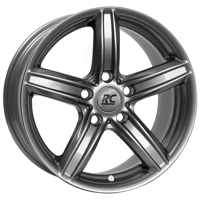 RC Design Rc21 Titan matt 7x16 5x120 ET34