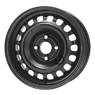 Kromag 6515 Black 5.5Jx14 4x100 ET39