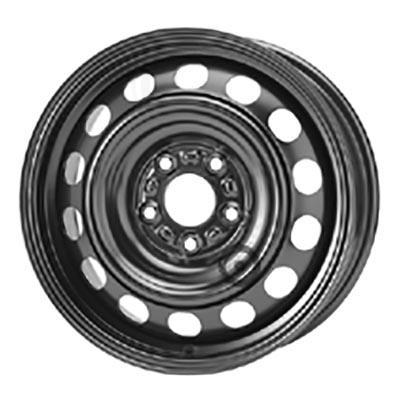 Kromag 8763 Black 6.5Jx16 5x114.3 ET52.5