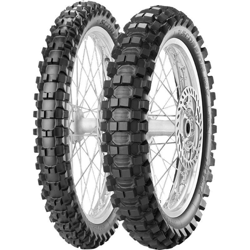 Pirelli Scorpion MX Extra X Rear NHS 110/90-19 62M TT