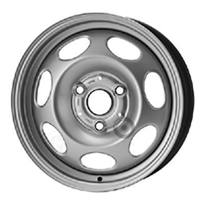 Kromag 7820 Silver 4.5Hx15 3x112 ET23.5