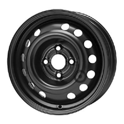 Kromag 6565 Black 5.5Jx14 4x100 ET45