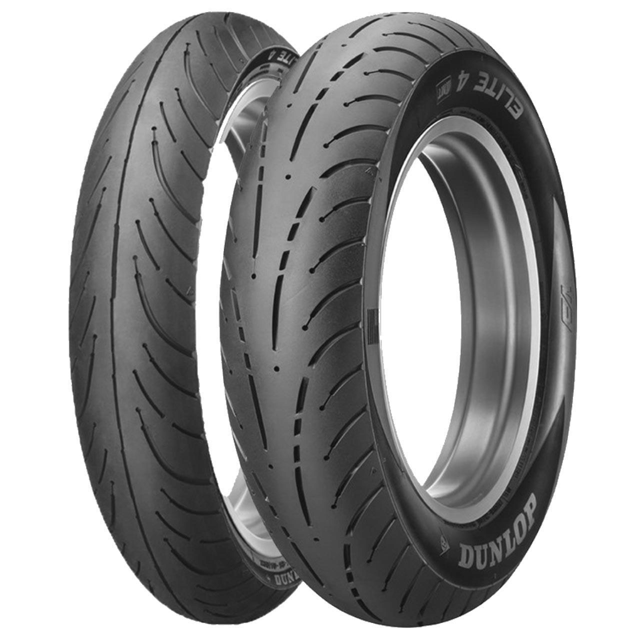 Dunlop Elite 4 Rear 250/40R18 81V TL