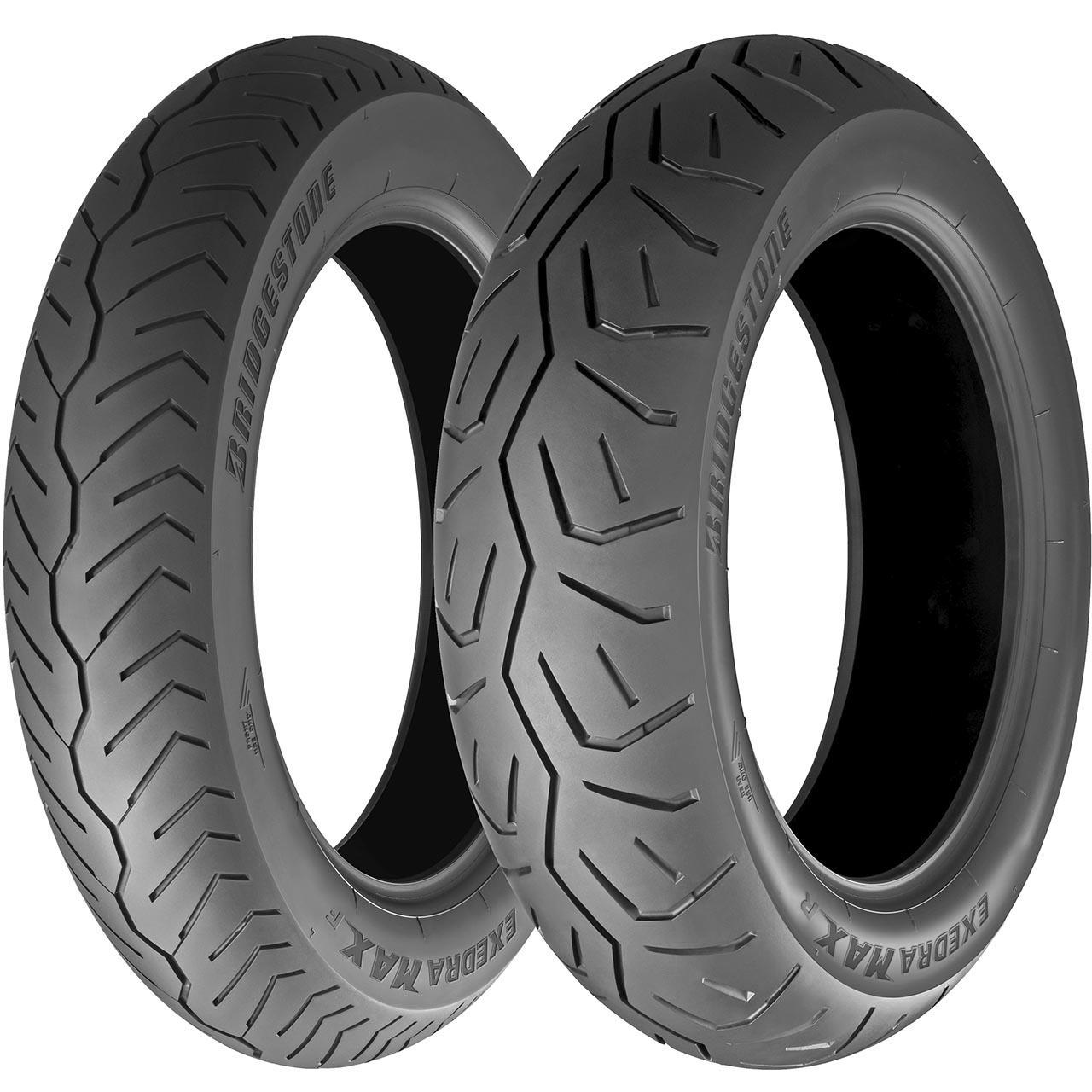 Bridgestone Exedra MAX Front 130/90-16 M/C 67H TT