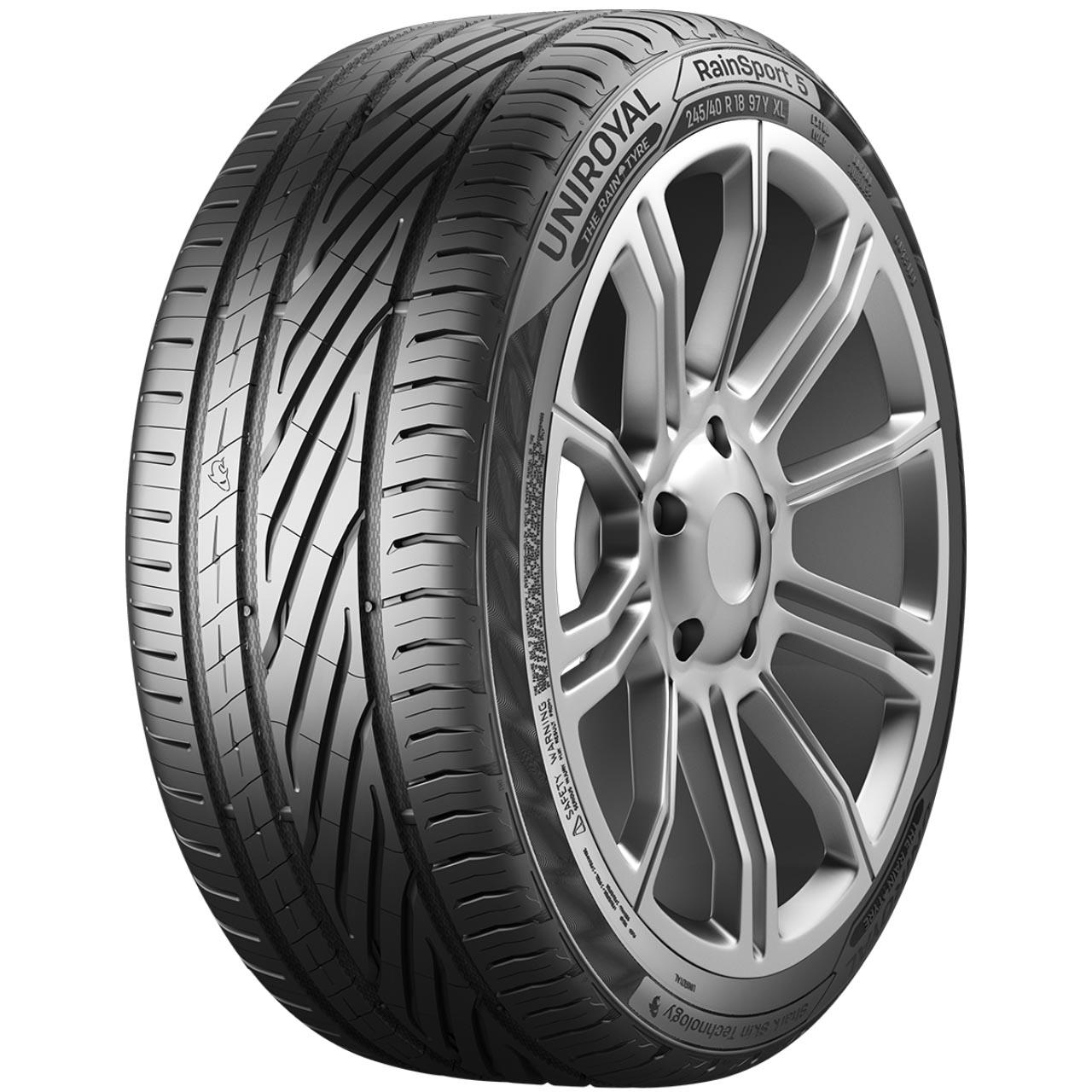 Uniroyal Rainsport 5 205/55R16 91W