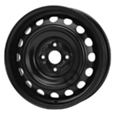 Kromag 5975 Black 5Jx14 5x100 ET39