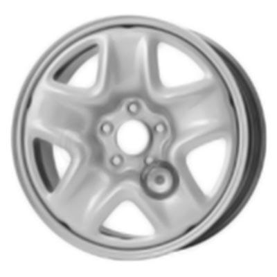 Kromag 9993 Silver 7.5Jx17 5x114.3 ET53
