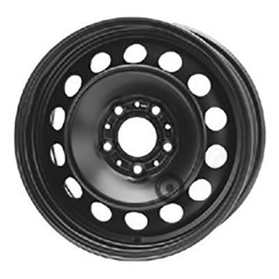 Kromag 8345 Black 7Jx16 5x120 ET34