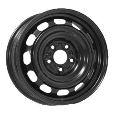 Kromag 7063 Black 6.5x16 5x114.3 ET45
