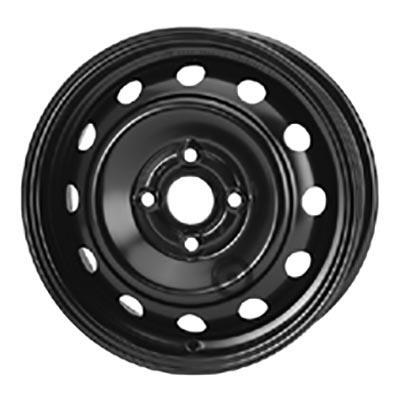 Kromag 5965 Black 5Jx14 4x100 ET49