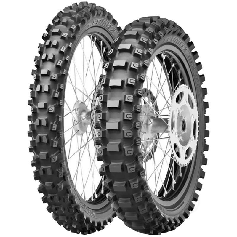 Dunlop Geomax MX33 Rear 90/100-14 49M TT