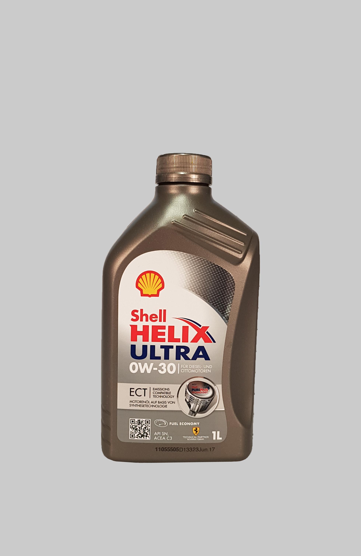 Shell Helix Ultra ECT C3 0W-30 1 Liter
