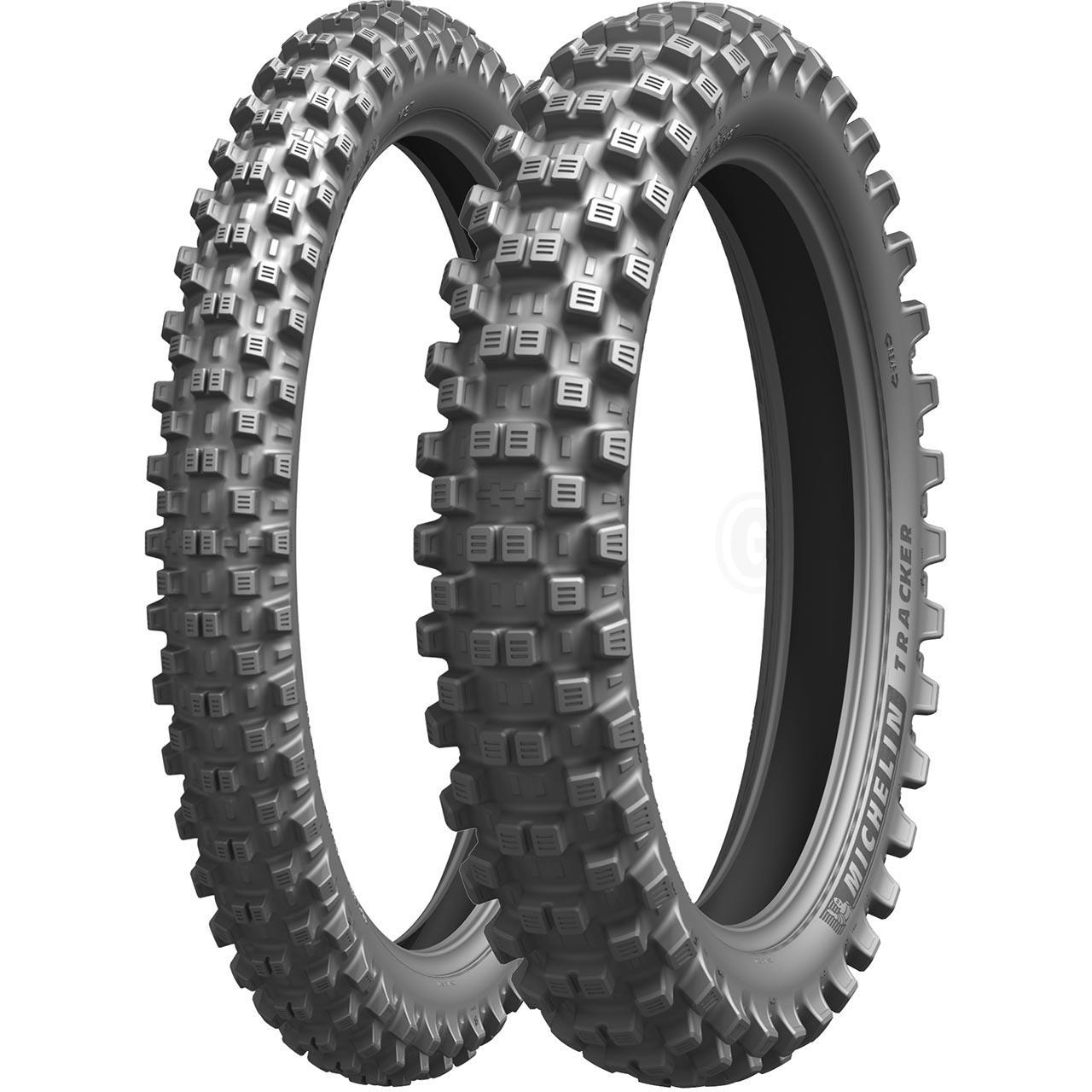 Michelin Tracker Moto Rear 100/100-18 59R TT