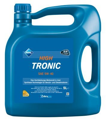 Aral HighTronic 5W-40 5 Liter