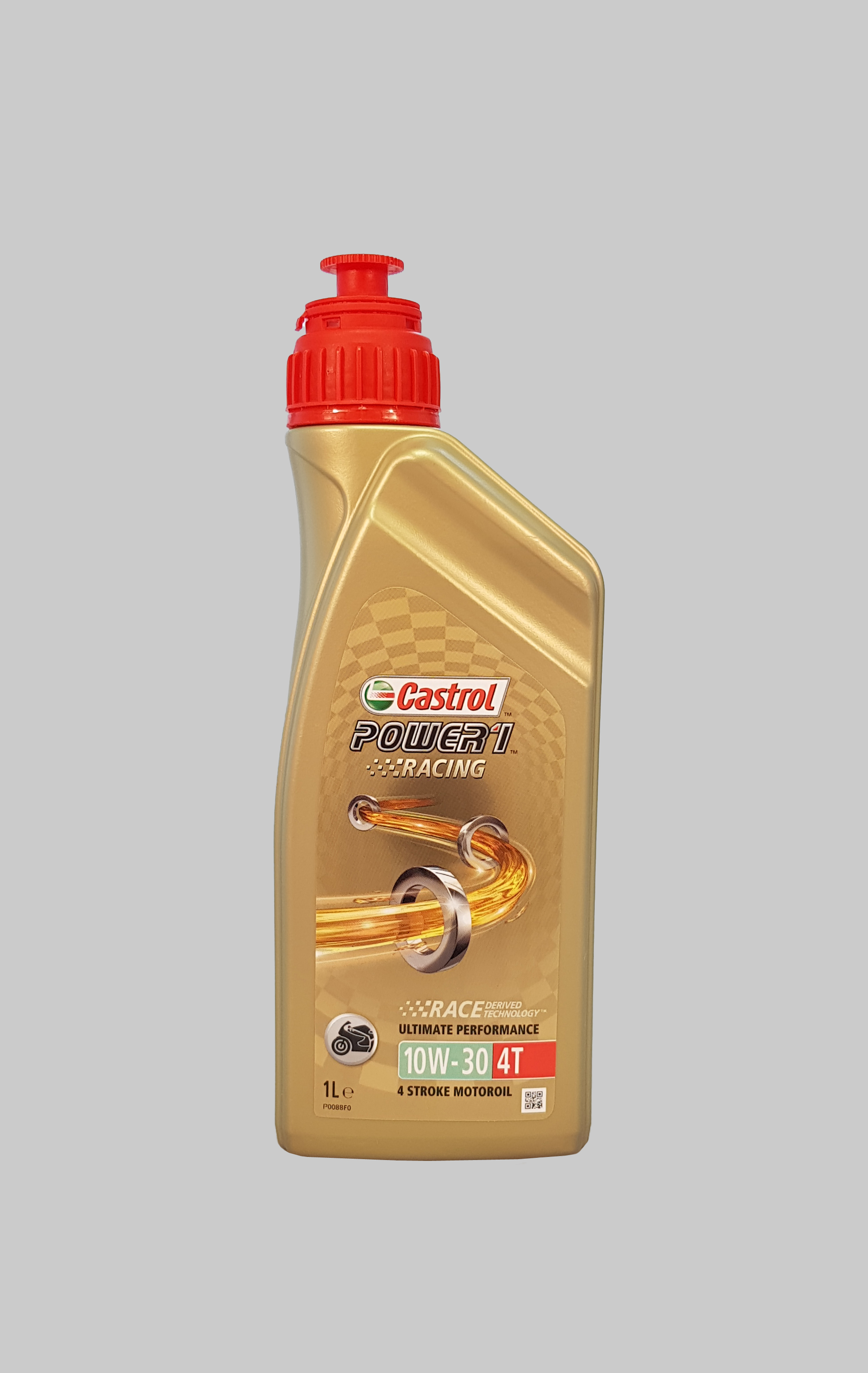 Castrol Power 1 Racing 4T 10W-30 1 Liter