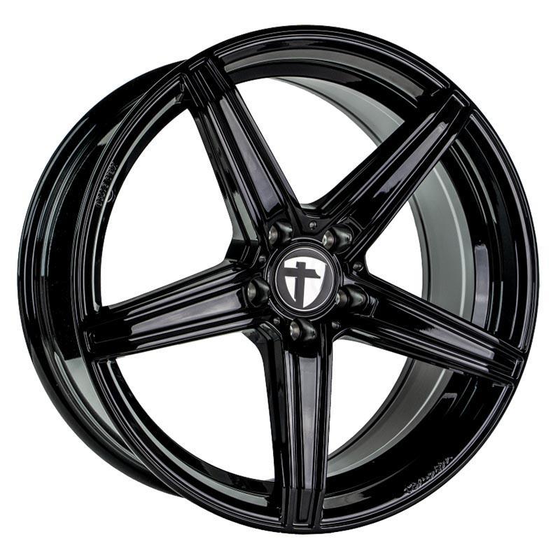 Tomason Tn20 Black painted 8x18 5x112 ET35