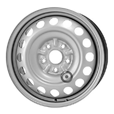 Kromag 9645 Silver 6.5Jx16 5x114.3 ET50