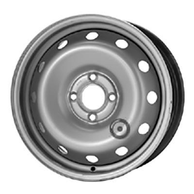 Kromag 7635 Silver 6Jx15 4x100 ET50