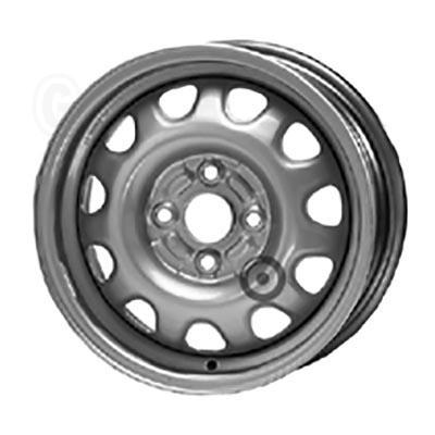 Kromag 6520 Silver 5.5Jx14 4x100 ET45